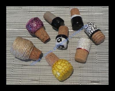rolhas; reciclagem; decoração de rolhas;