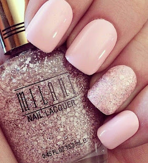 Valentine Nails Inspiration - Beauty and the Mist