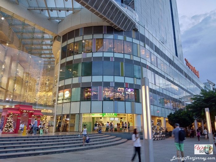 Central Mall Clarke Quay Singapore
