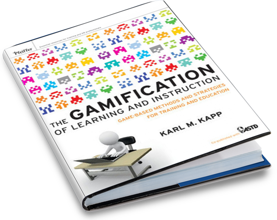Gamification Book Kapp