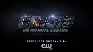 "Crisis on Infinite Earths Crossover ""Oliver"" Promo"