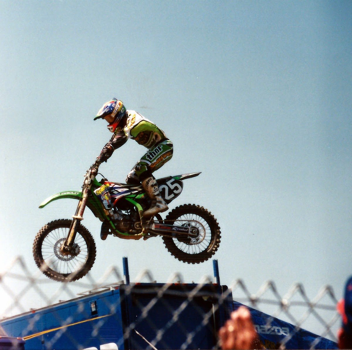 Nathan Ramsey - High Point 1999