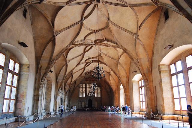 salle Vladislas Prague