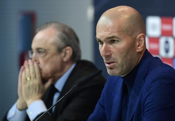 Real Madrid: Zidane is not looking for a new club