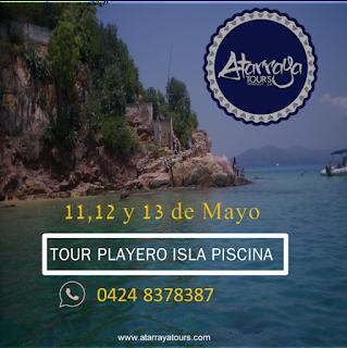 imagen TOUR PISCINA 11,12 y 13 de Mayo