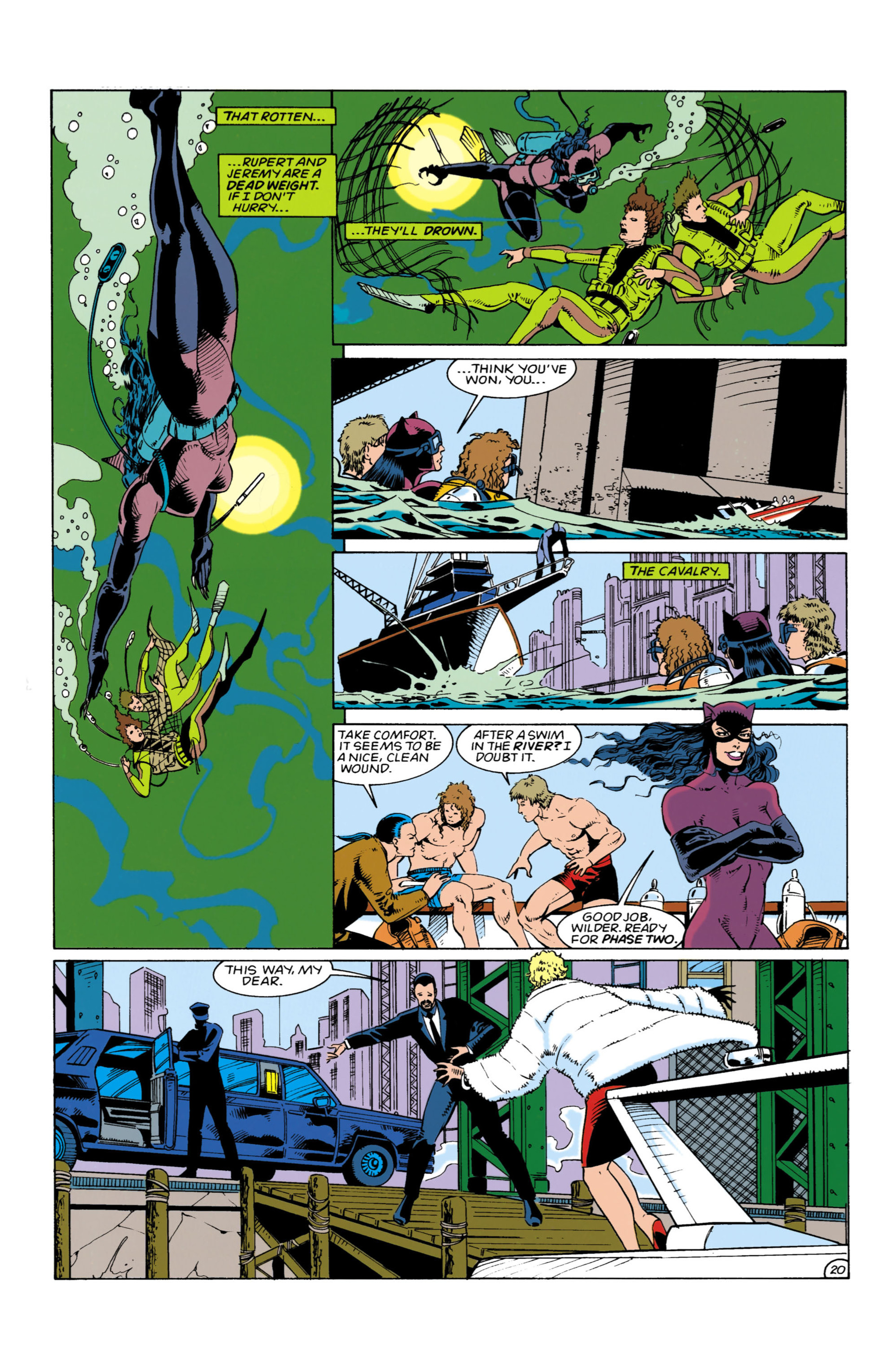 Catwoman (1993) Issue #13 #18 - English 21