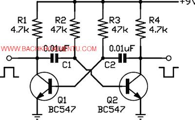 Transistor trong mach dao dong