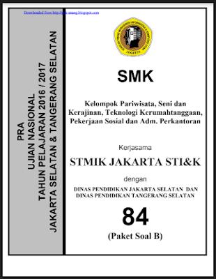 Prediksi Soal UN SMK 2018 Kelompok Keahlian PSP dan Pembahasannya