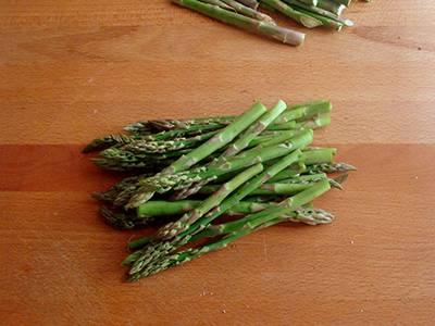 Plumcake agli asparagi 2