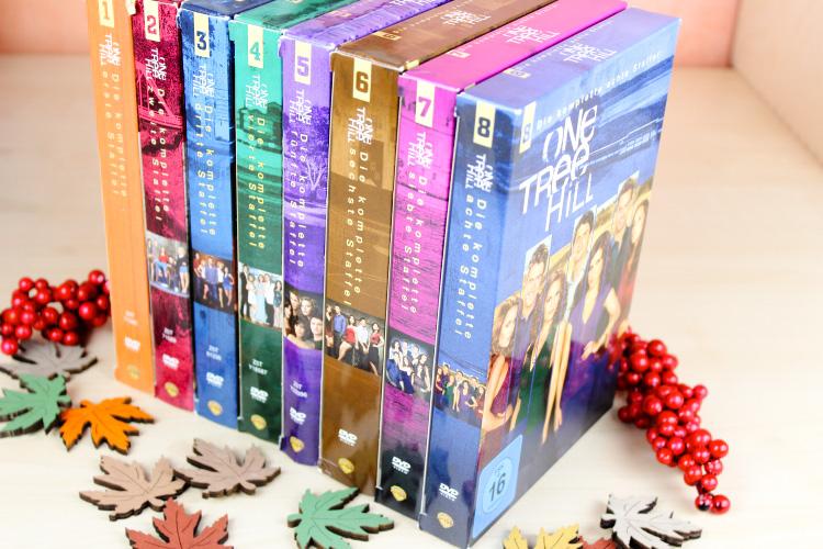 Serien-ABC, Serien Tag, Filmblogger, Lieblingsserie, One Tree Hill, Serienjunkie