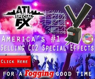 Atlanta Special FX®, the Leader of Halloween Fog and Smoke CO2 Special Effects Equipment manufacturing