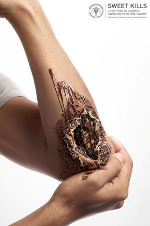 Iklan Luka Diabetes yang Paling Keren dan Kreatif Yang Pernah di Buat-2