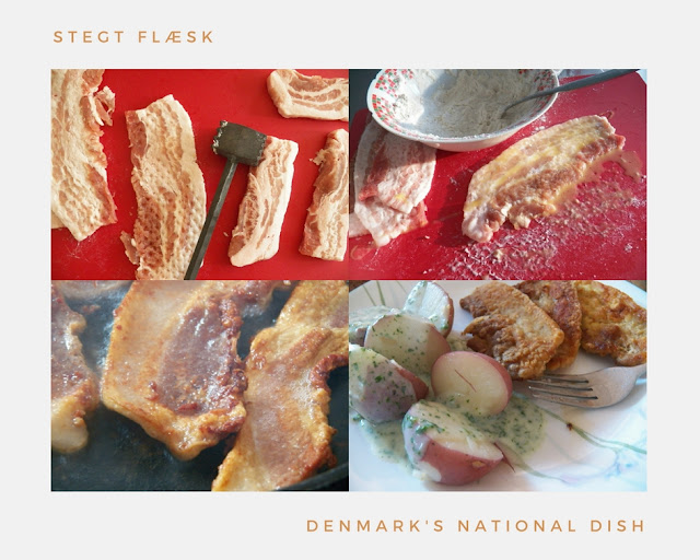 Stegt Flaesk in Hygge- Danish Food and Recipes Cookbook