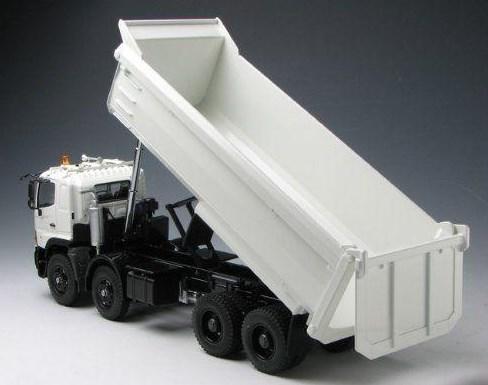 miniatur dump truk hino
