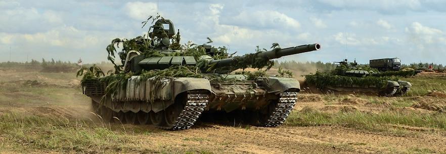 ВДВ РФ сформують ще п'ять танкових батальйонів