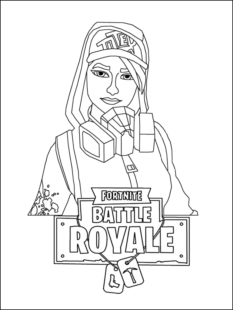 Vibrant image pertaining to fortnite printable pictures