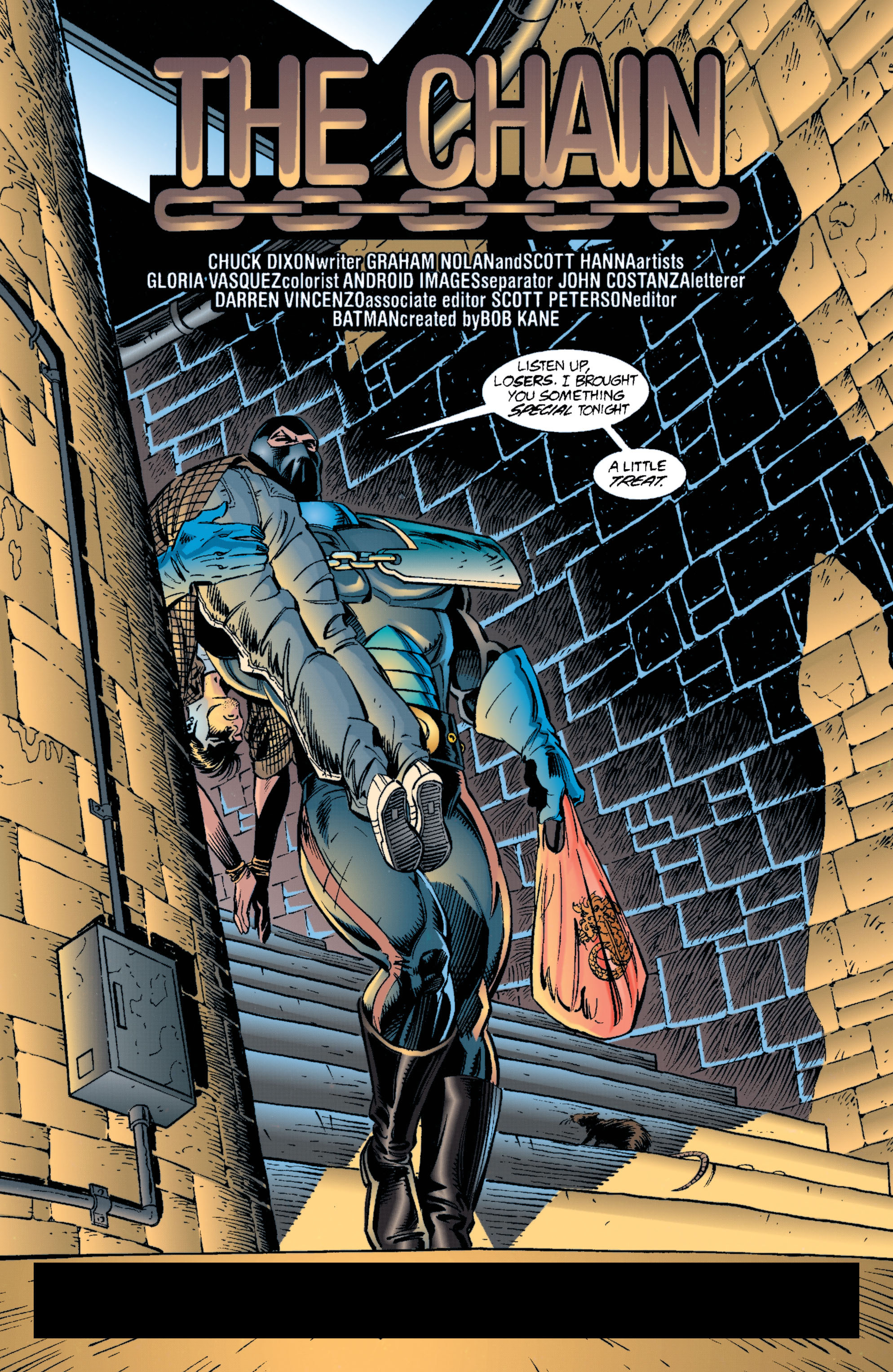 Detective Comics (1937) 699 Page 1