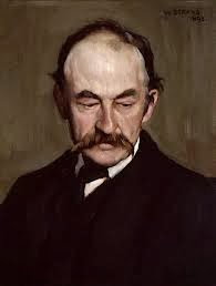 Thomas Hardy by William Strang