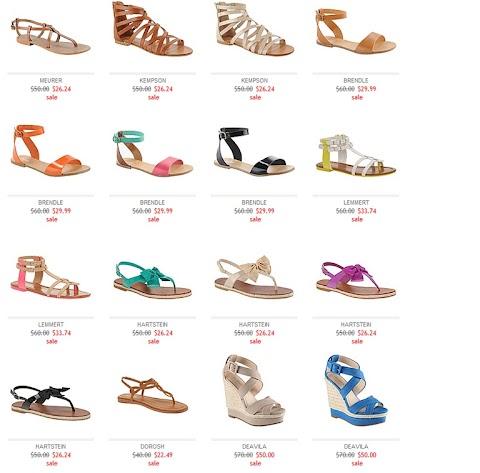 Aldo Shoe Sale: 25% off sale items!