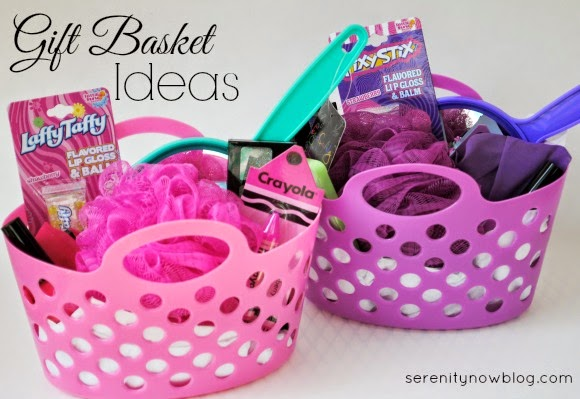 How to make a gift basket! (Girl's Birthday Gift Idea) from Serenity Now