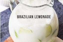 Fresh & Cool Drinks!!! Brazilian Lemonade {+VIDEO} #drinks