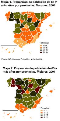 Tercera edad en España