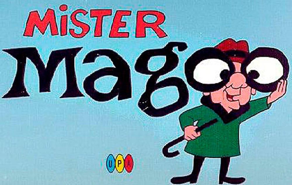 Animação em Foco: Mr.MAGOO (1949/1977)