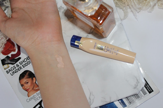 L'oreal Visible Lift CC eye Concealer