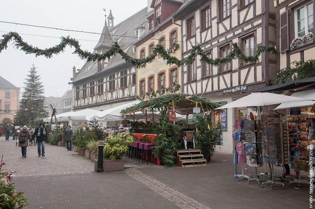 Visitar Obernai Alsacia Navidad Francia
