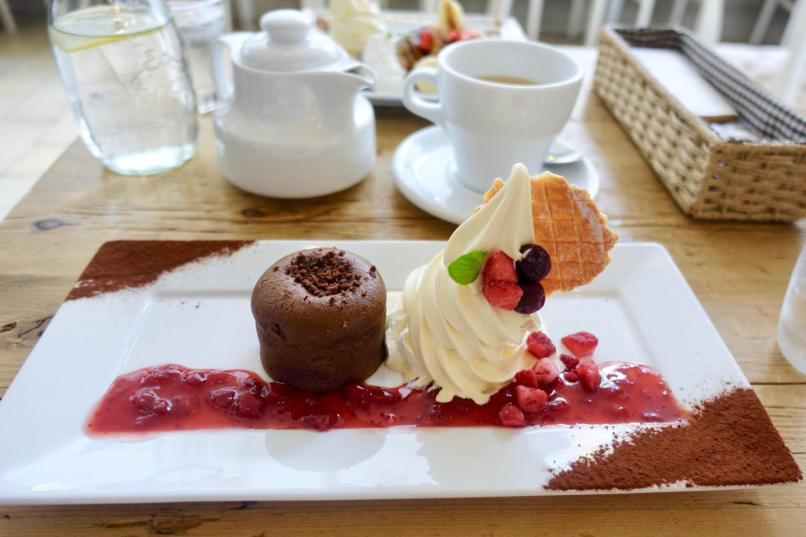 DESSERT CAFES TO TRY IN TOYKO