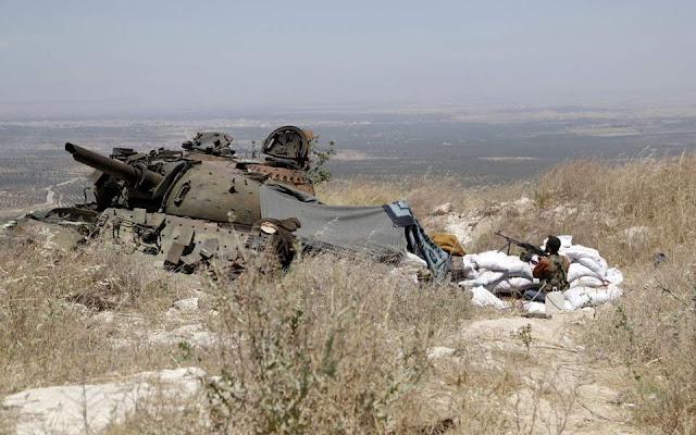 Συρία: Παραμένουν οι τζιχαντιστές στην «αποστρατιωτικοποιημένη» ζώνη του Ιντλίμπ