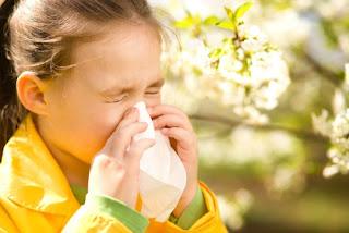 Dấu hiệu viêm mũi dị ứng ở trẻ em