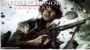 Medal of Honor: Vanguard WII (E)