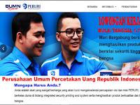 Perum percetakan Uang Republik Indonesia Buka Lowker Untuk SMK, SMA dan D3