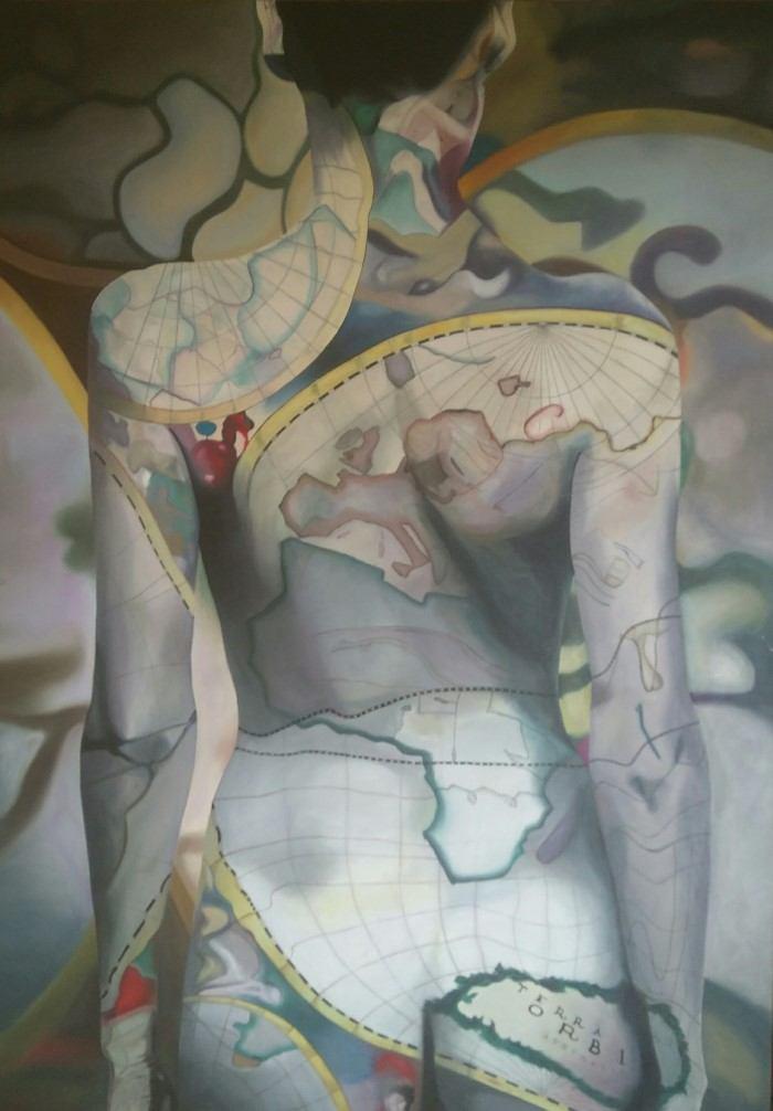 Фигуративные картины. Fausti Adan