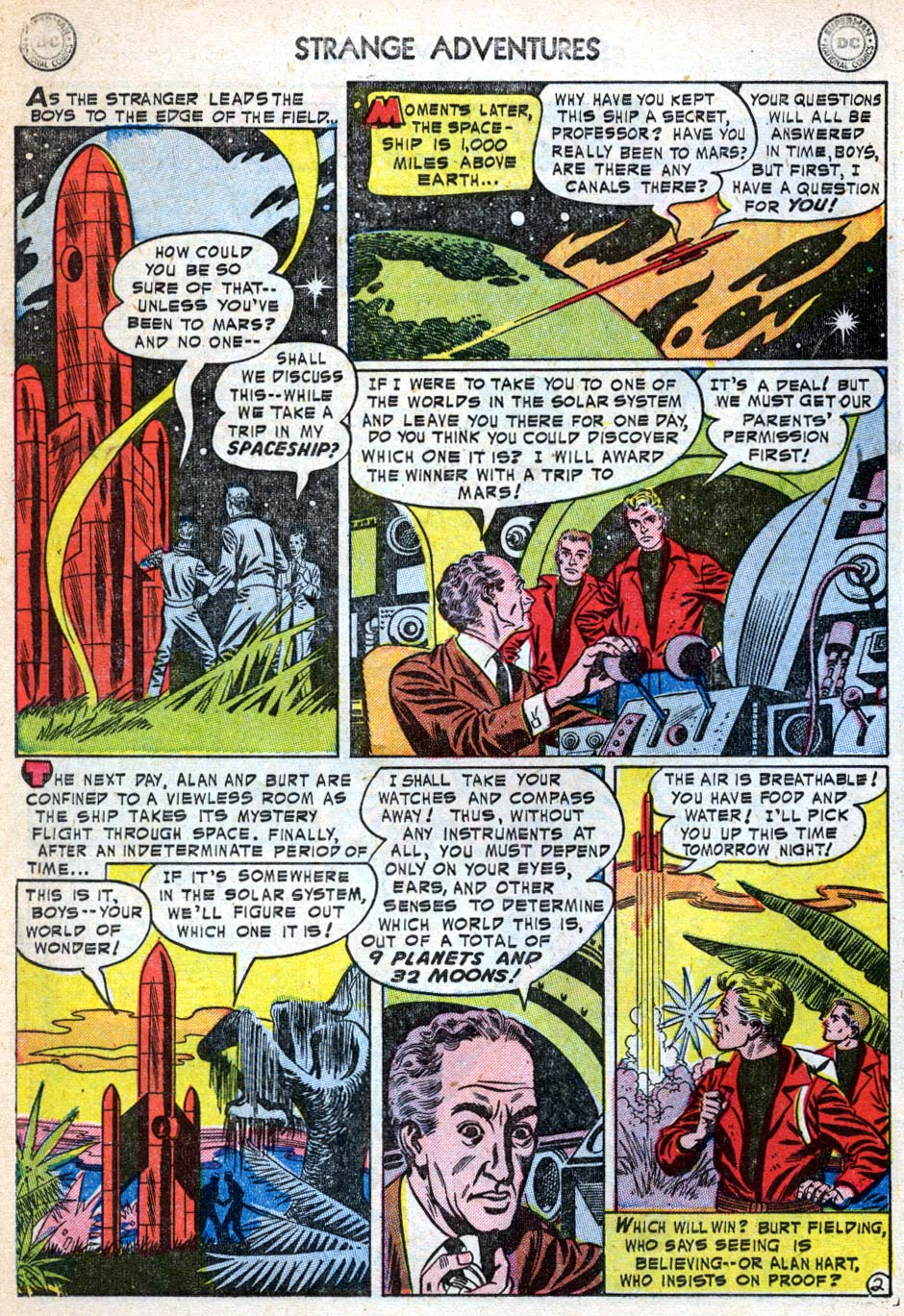 Strange Adventures (1950) issue 50 - Page 14