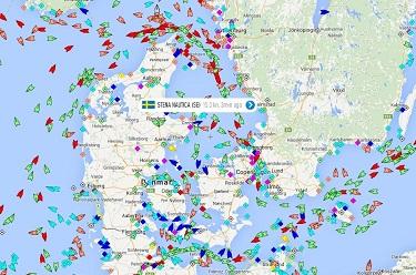 Cara Mengecek Posisi (Tracking) Seluruh Perjalanan Kapal Laut di Dunia
