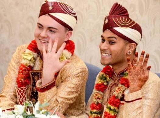uk first ever gay muslim wedding