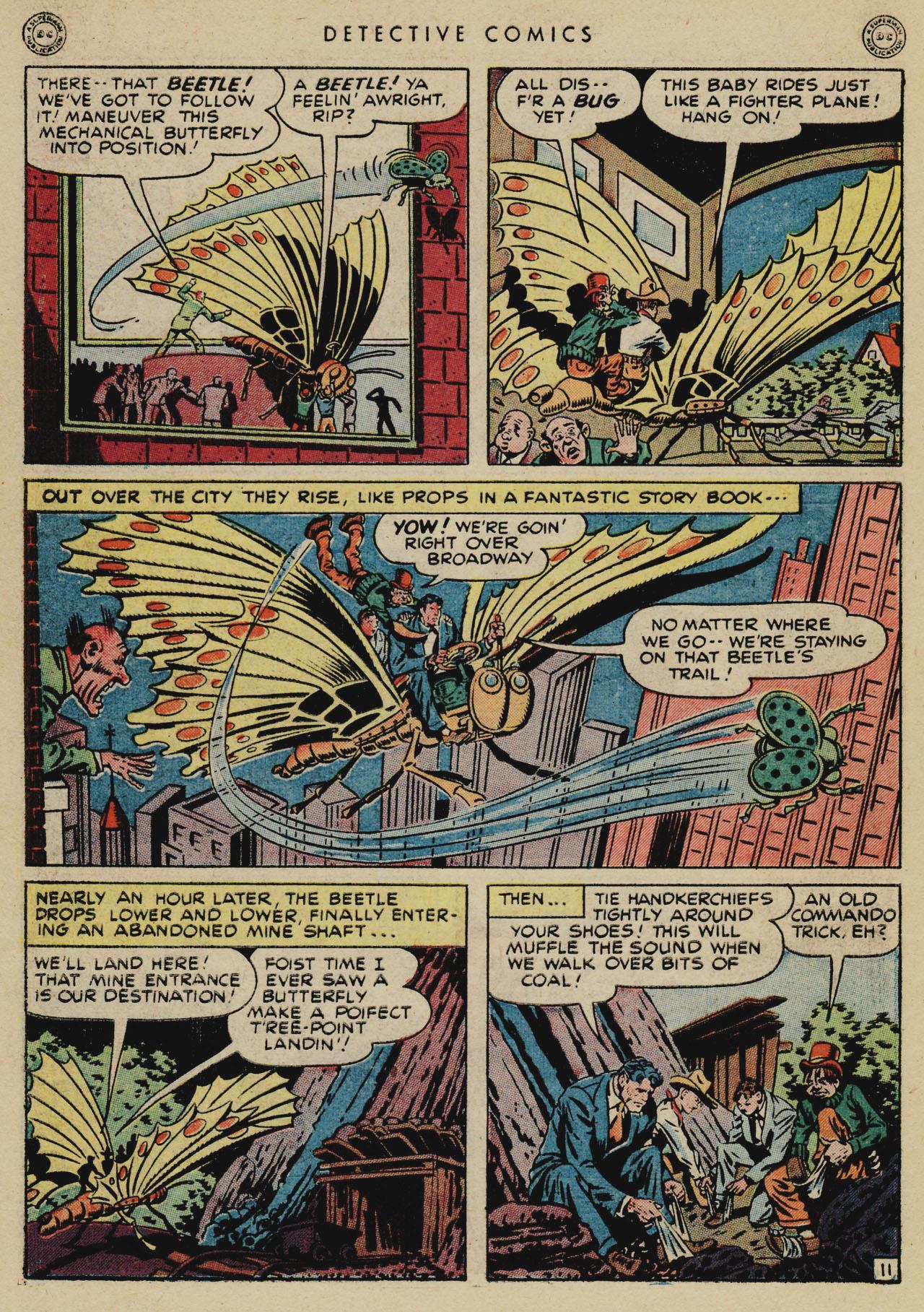 Detective Comics (1937) 142 Page 47