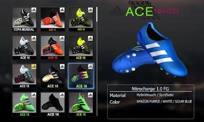 Adidas Ace 16 Pure Control Pogba
