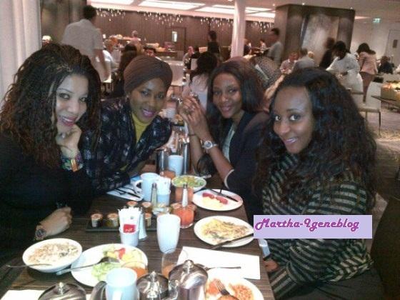 Welcome To Martha Igene Blog: Genevieve, Ini Edo, Monalisa