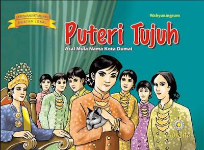 Cerita Rakyat Melayu Riau Legenda Putri Tujuh