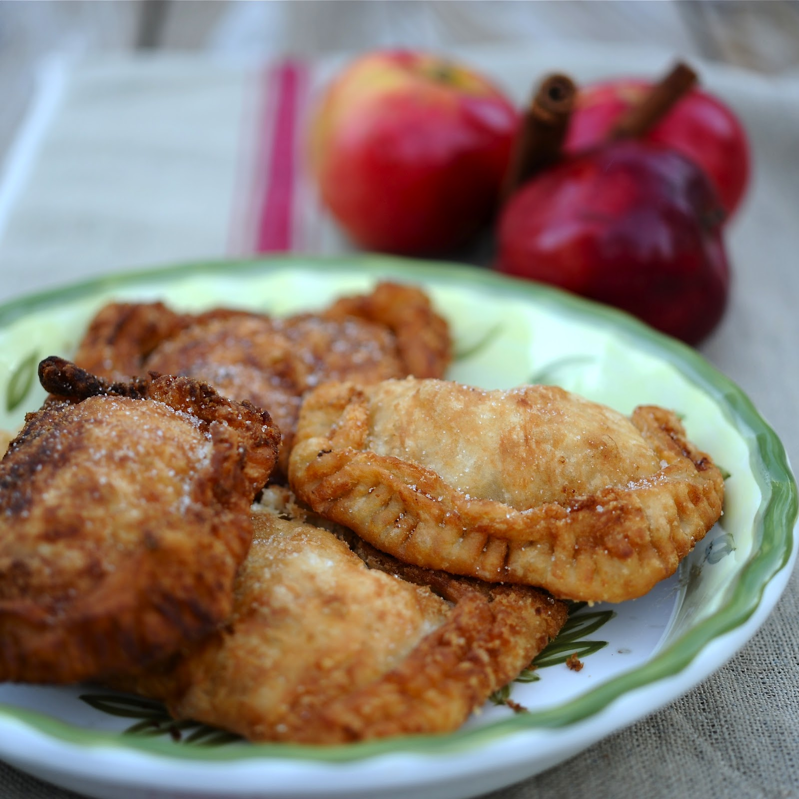 Mama Makes From Scratch: Fried Apple Pies