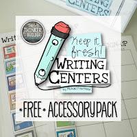https://www.teacherspayteachers.com/Product/Writing-Centers-Keep-It-Fresh-FREE-Accessory-Pack-2094982