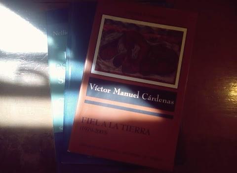 ENSAYO Esa poesía que es tiempo, soplo: luz. Sobre la poesía de Víctor Manuel Cárdenas | Ada Aurora Sánchez