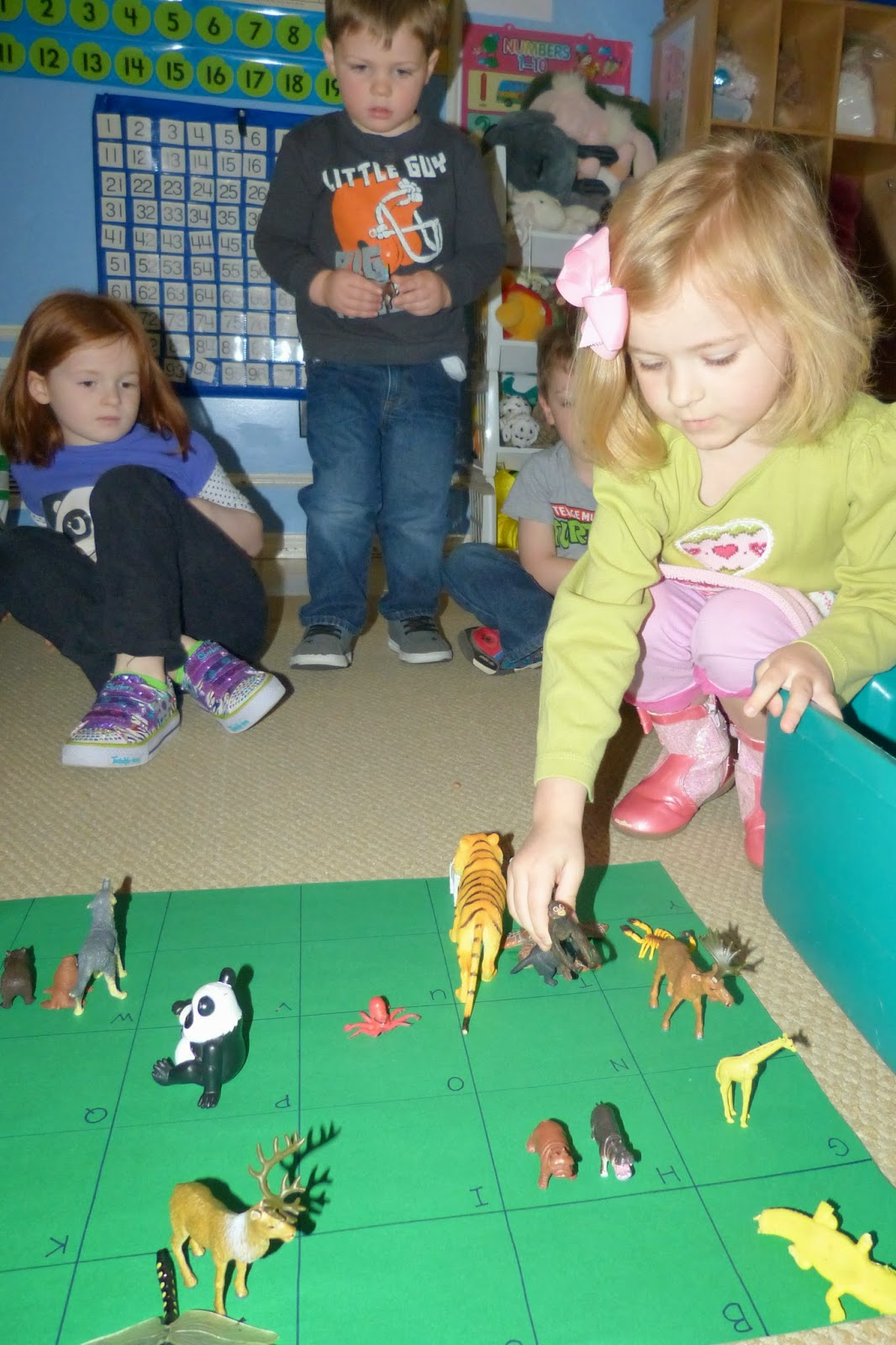 Paula S Primary Classroom Z Is For Zebras And Zoo