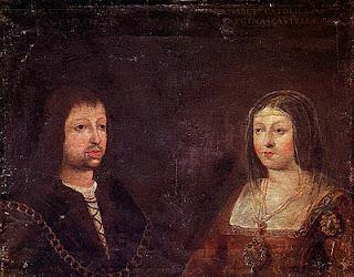 Католические короли Испании