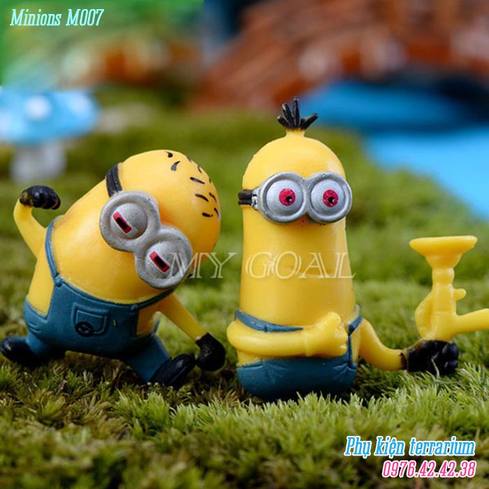 Minions M007