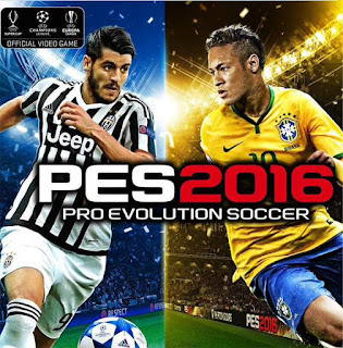 Download Games Pro Evolution Soccer 2016 PC Full Version