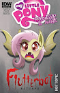 My Little Pony Friendship is Magic #33 Comic Cover Hot Topic Variant